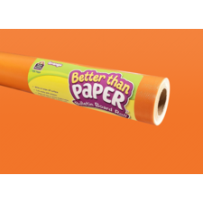 Orange Better Than Paper Bulletin Board Roll