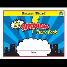 Superhero Smart Start K-1 Story Book