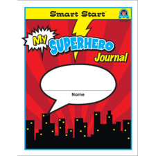 Superhero Smart Start 1-2 Journal