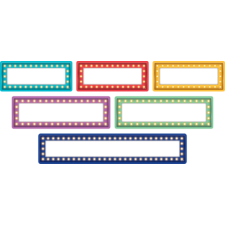 Clingy Thingies Marquee Labels