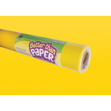 Yellow Gold Better Than Paper Bulletin Board Roll