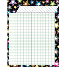 Fancy Stars Incentive Chart