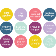 Spot On Carpet Markers Positive Mindset - 4""