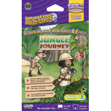 Jungle Journey Computer Game CD Grade 4-5