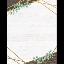 Eucalyptus Blank Chart