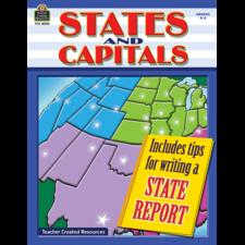 States and Capitals Grades 4-5
