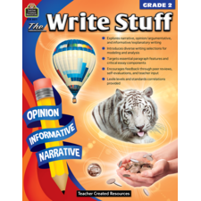The Write Stuff Grade 2