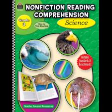 Nonfiction Reading Comprehension: Science, Grade 3
