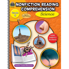 Nonfiction Reading Comprehension: Science, Grade 5