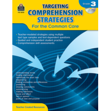 Targeting Comprehension Strategies for the Common Core Grade 3