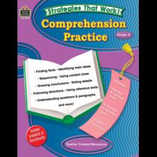 Strategies that Work: Comprehension Practice, Grade 4