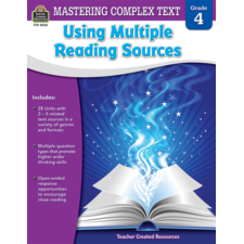 Mastering Complex Text Using Multiple Reading Sources Grade 4