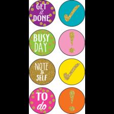 Confetti Planner Mini Stickers