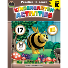 Practice to Learn: Kindergarten Activities