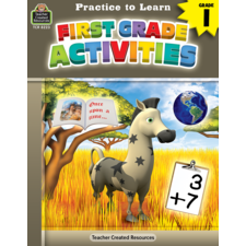 Practice to Learn: First Grade Activities
