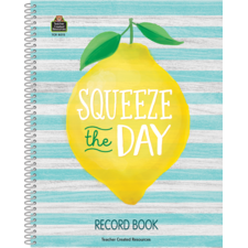 Lemon Zest Record Book