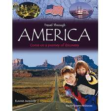 Travel Through: America
