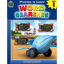 Practice to Learn: Word Searches