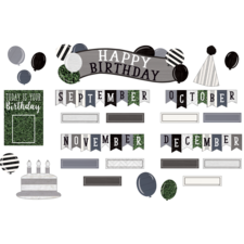 Modern Farmhouse Happy Birthday Mini Bulletin Board