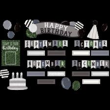 Modern Farmhouse Happy Birthday Mini Bulletin Board
