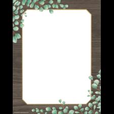 Eucalyptus Computer Paper