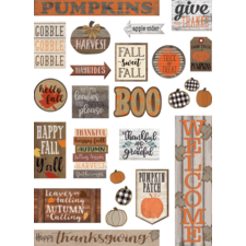 Home Sweet Classroom Happy Fall Mini Bulletin Board
