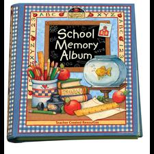 School Memory Album from Susan Winget