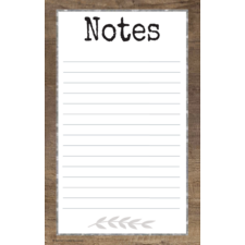 Home Sweet Classroom Notepad