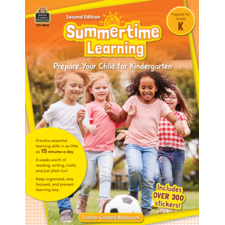 Summertime Learning Grade K