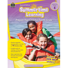 Summertime Learning Grade 4