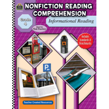 Nonfiction Reading Comprehension: Informational Reading, Grade 4