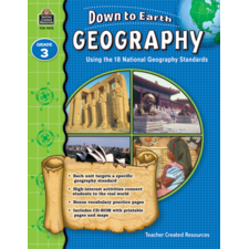 Down to Earth Geography, Grade 3