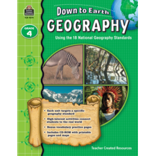 Down to Earth Geography, Grade 4