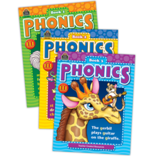 Phonics Set (3 books)