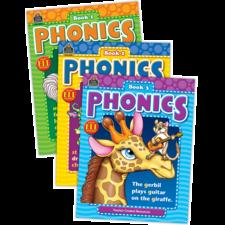Phonics Set (3 books)