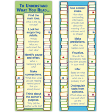 Reading Comprehension Smart Bookmarks