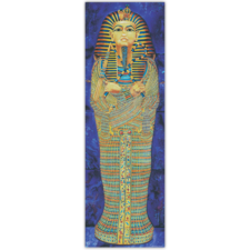 Egyptian Mummy Case Colossal Poster