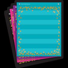 Confetti Colorful Magnetic Mini Pocket Charts