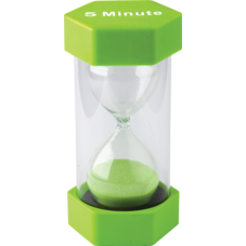 5 Minute Sand Timer-Large