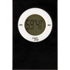 Magnetic Digital Timer - Black