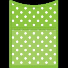 Lime Magnetic Storage Pocket