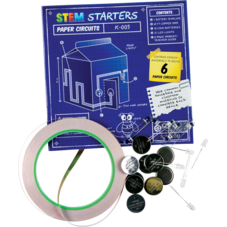 STEM Starters: Paper Circuits