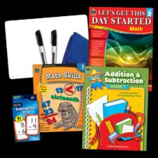 Learning Together: Math Grade 2 Set