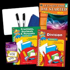 Learning Together: Math Grade 4 Set