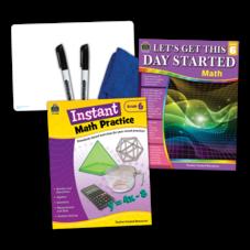 Learning Together: Math Grade 6 Set