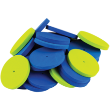 STEM Basics: Foam Wheels - 40 Count
