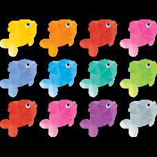 Colorful Fish Mini Accents