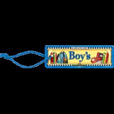 Boy Pass from Mary Engelbreit