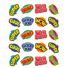 Positive Words Stickers