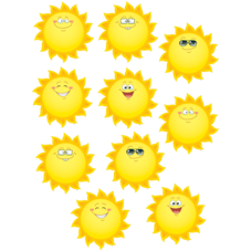 Happy Suns Accents